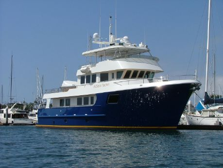 2010 Custom Expedition Yacht