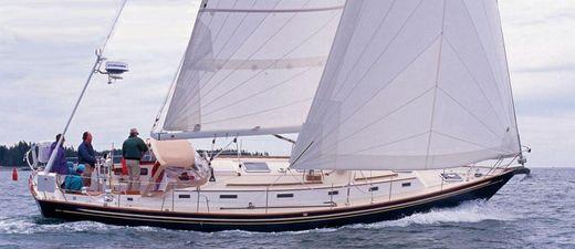 1993 Morris Offshore 44 sloop