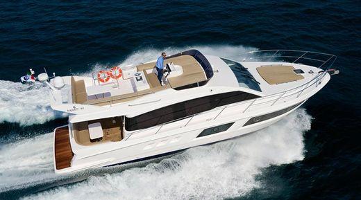 2016 Majesty Yachts 48