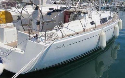 2008 Hanse 370