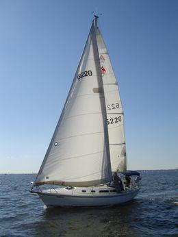 1993 Catalina 30 MkII