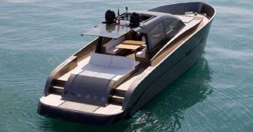 2008 Vismara Marine MY52