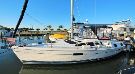 2002 Hunter 420 Passage