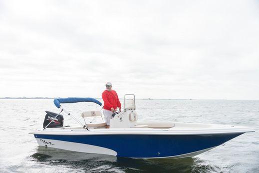 2016 Carolina Skiff 19 Sea Skiff
