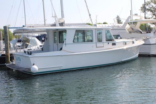 2003 Duffy 38 Hardtop Downeast
