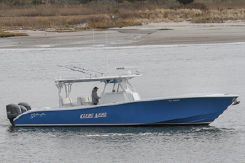 2014 Yellowfin 39 Center Console