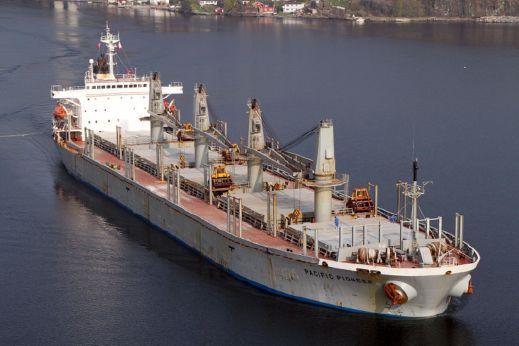 1994 Cargo Panamax B/C