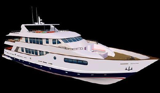 2014 Custom Motor Yacht Explorer 110