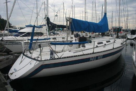 1979 Santana Racing Sloop