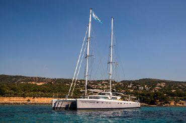 thumbnail photo 1: 2012 Custom Nestor Völker 31m Explorer Catamaran