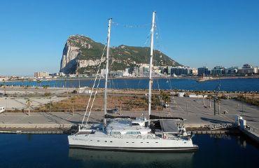 thumbnail photo 2: 2012 Custom Nestor Völker 31m Explorer Catamaran