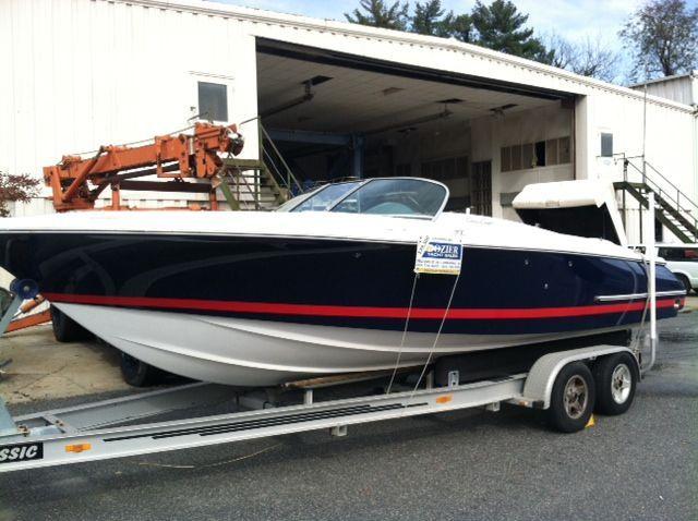 Chris Craft Boat Tests & Boat Reviews