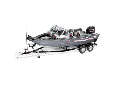 2016 Tracker Boats Targa™ V-18 Combo