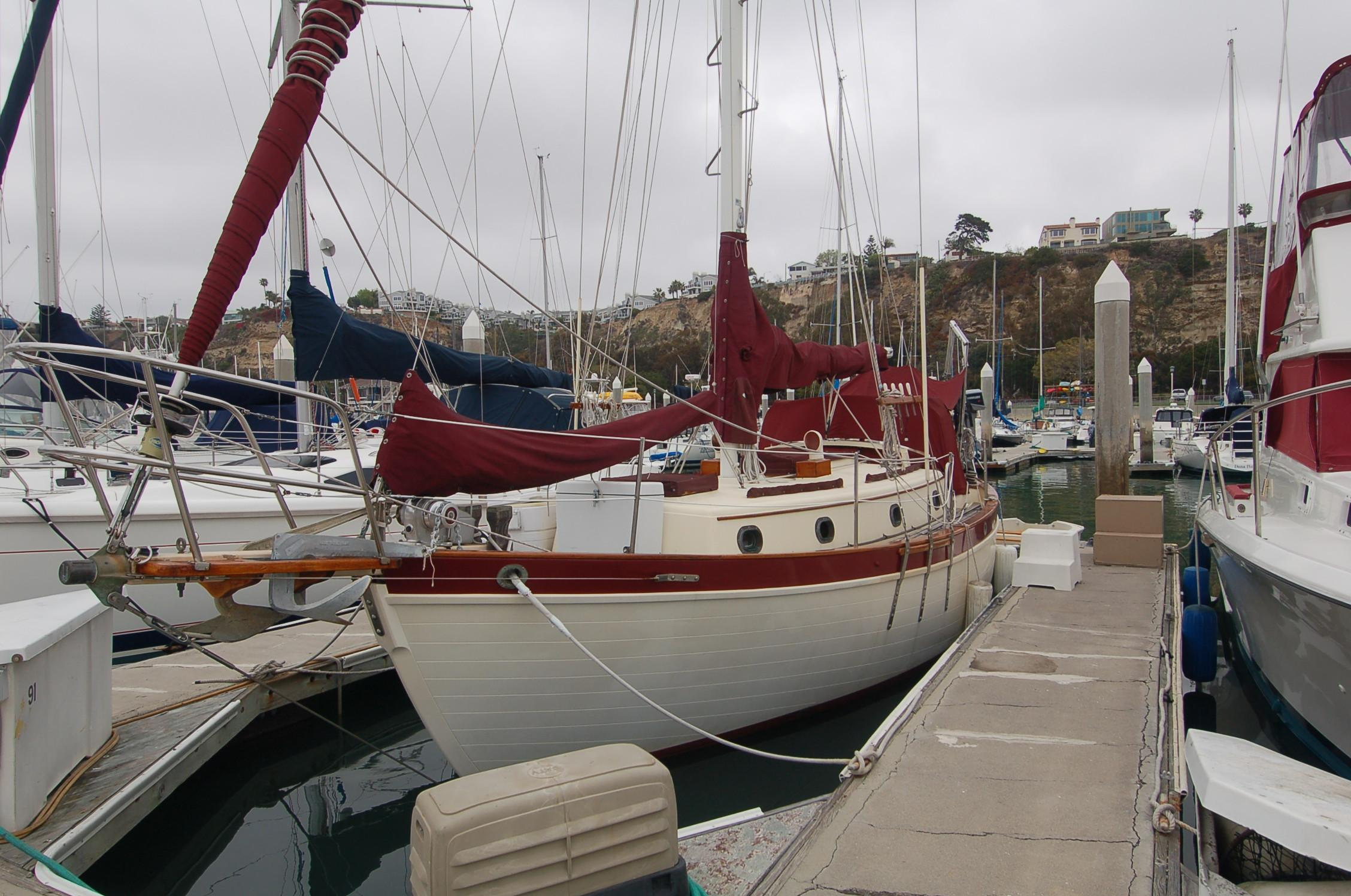 31 ft 1978 pacific seacraft 31