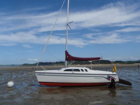 1994 Hunter Legend 23.5 Trailer Sailer