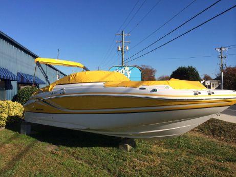 2015 Hurricane SD2400 OB