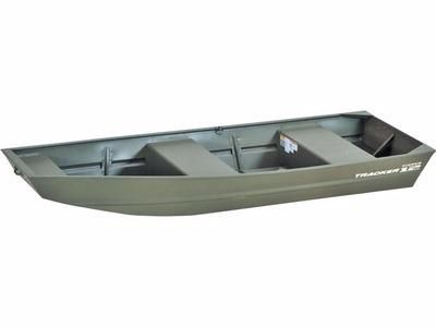 2016 Tracker Boats Topper 1236 Riveted Jon