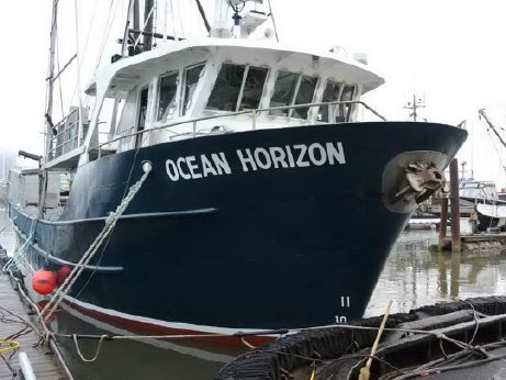 1980 Commercial Longliner, Seiner, Trawler