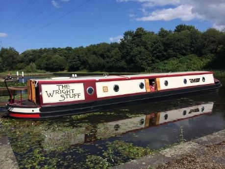 2016 Tyler Wilson Widebeam Narrowboat