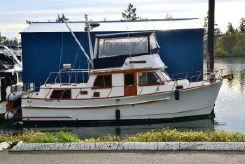 1987 Monk Tri Cabin Trawler
