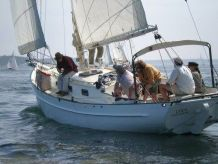 1985 Spoon Bow Cruising Yacht