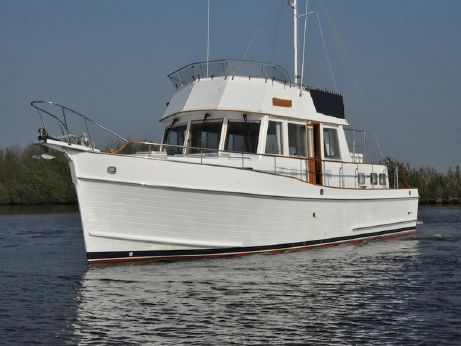 1995 Grand Banks 46 Classic