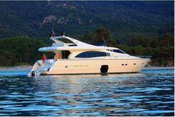 2008 Ferretti Yachts FERRETTI 731