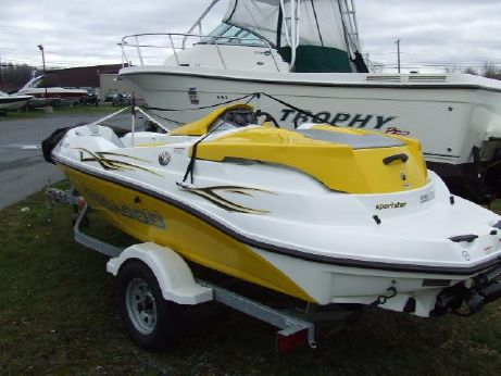 2006 Sea Doo 150 Sportster