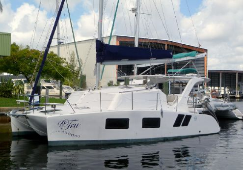 2015 Tru32 Sail Catamaran