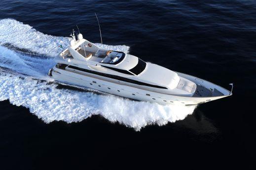 2010 Cantieri Navali Lavagna Admiral 33M