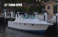 2000 Tiara 31 Open
