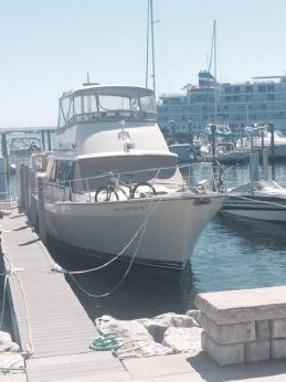 1987 Mainship 40 Double Cabin Nantucket