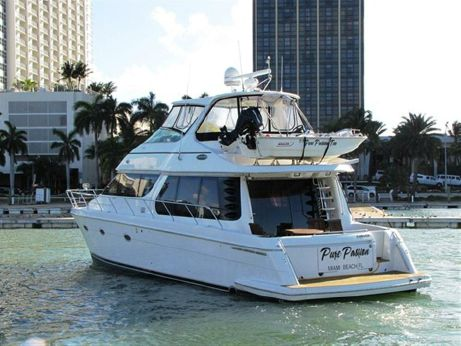 2003 Carver 530 Voyager Pilothouse