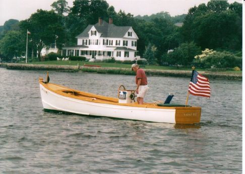 1999 Pulsifer Hampton Launch (Hull# 71)