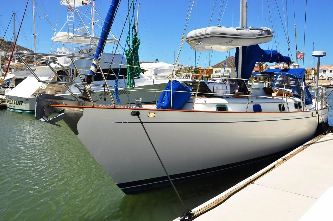 1979 Kelly Peterson Cutter Sail Boat For Sale Fuel Filters
