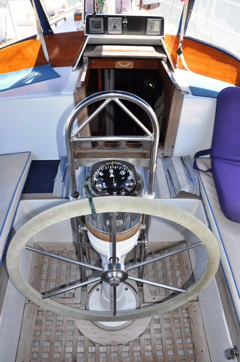 44' Kelly Peterson Cutter+Aft Cabin
