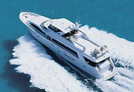 2007 Hatteras 100 Motor Yacht