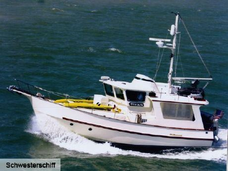 1979 Fairways Marine Fisher Trawler 38