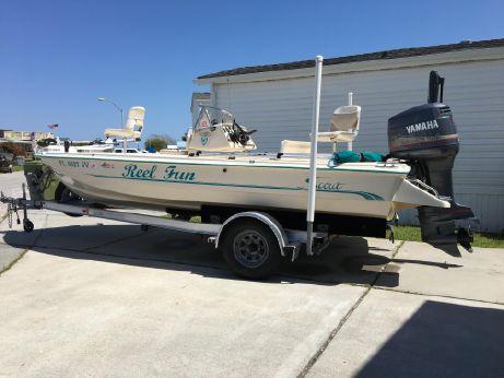 1998 Scout Boats 192 Sportfish