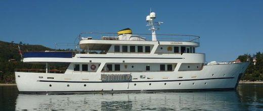 2006 Custom Aegean Yacht 34m Motoryacht