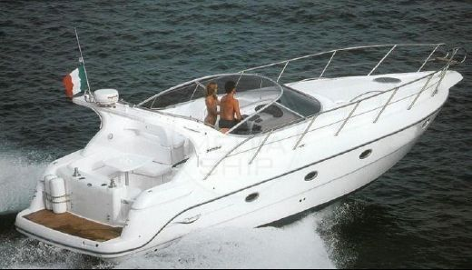 2002 Sessa Marine Sessa 35