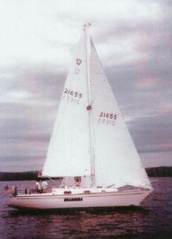 1978 Columbia Yacht 9.6