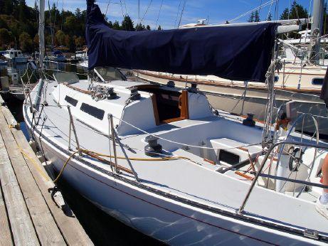 1987 J Boats J-35