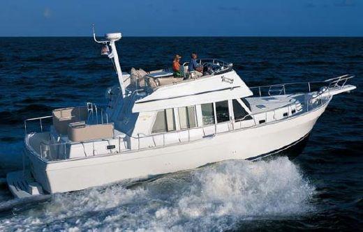 2007 Mainship 43 Trawler Aft Cabin
