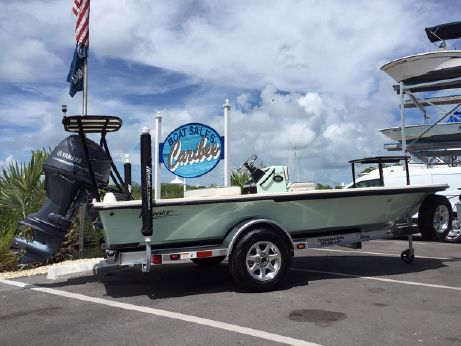 2017 Maverick Boat 17 HPX-V