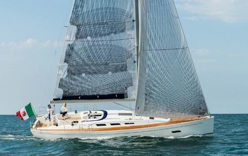 2015 Italia Yachts 13.98