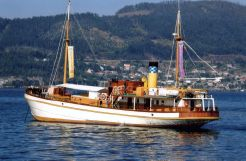 1966 Historic Steam Ship