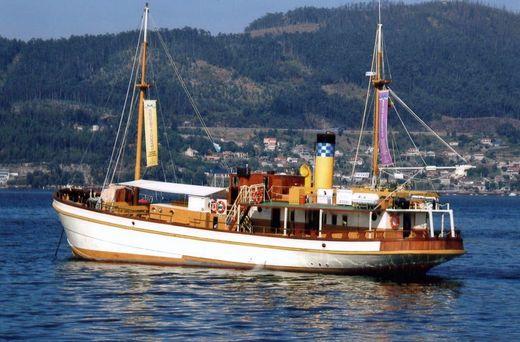 1966 Historic Steam Ship