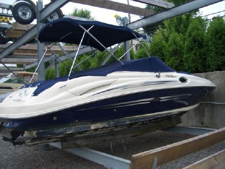 2007 Sea Ray 27 Sun Deck