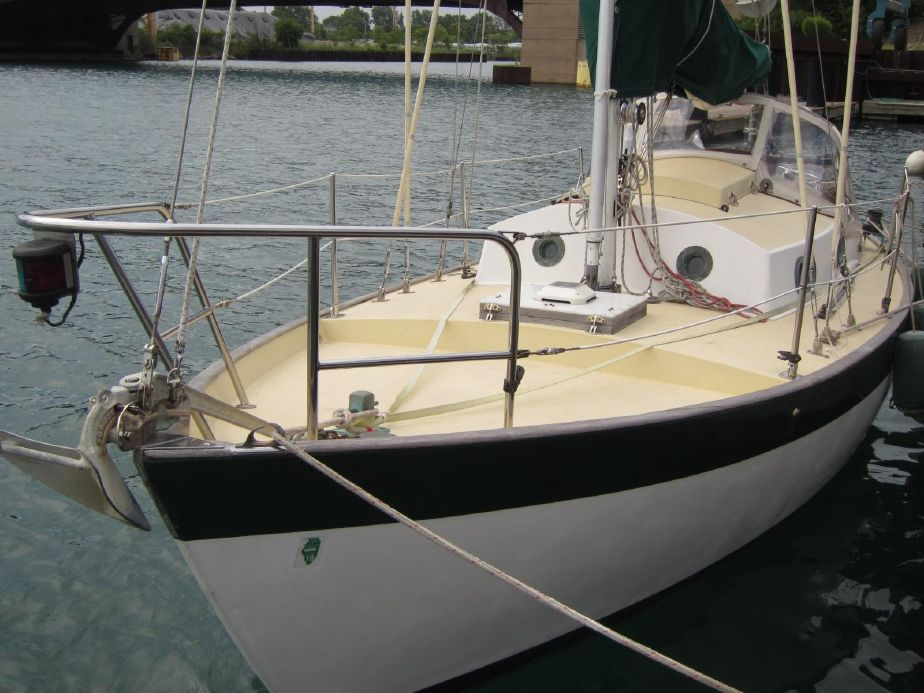 1996 Morris Frances Sail Boat For Sale - www yachtworld com